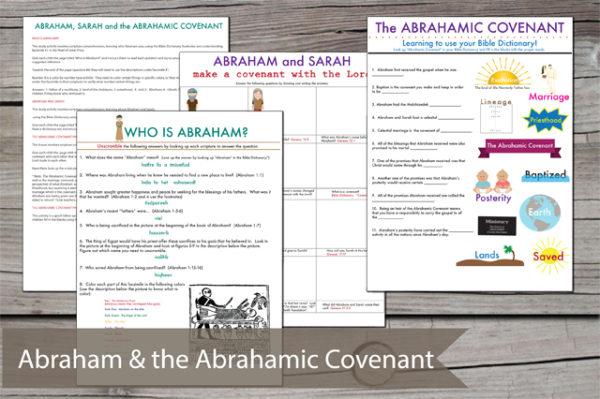 Children Old Testament Package 2