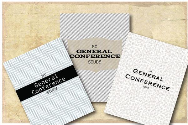 General Conference Study Kit-Boy Version