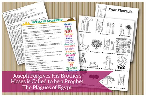 Children Old Testament Package 6