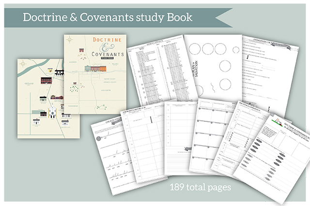 Doctrine and Covenants Study Book