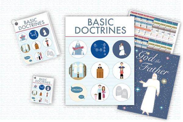 Basic Doctrines Combo Package