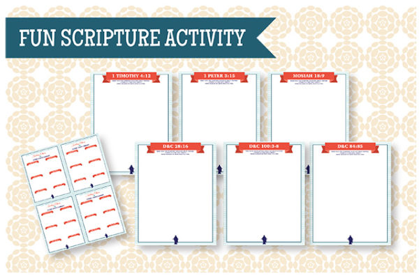 How can I invite others to come unto Christ? Teaching Package