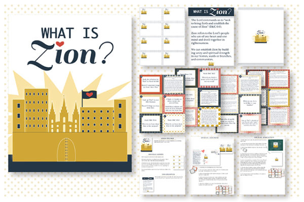 What is Zion? Teaching Package