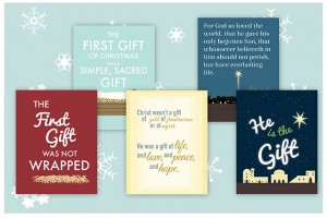 He is The Gift - Christmas Lesson
