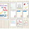 Why should I treat my body like a temple? Teaching Package