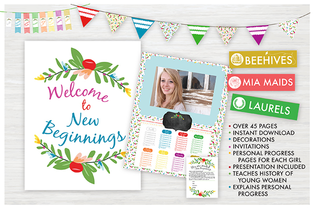 New Beginnings Package