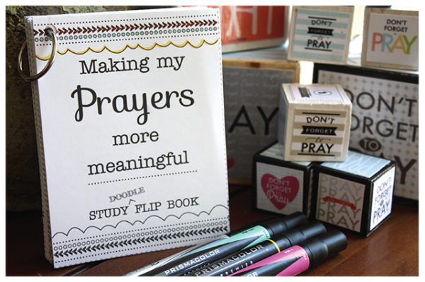 Prayer COMBO package-Flipbook/Prints
