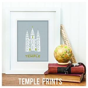 Temple Prints