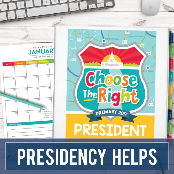 Primary Presidency Helps