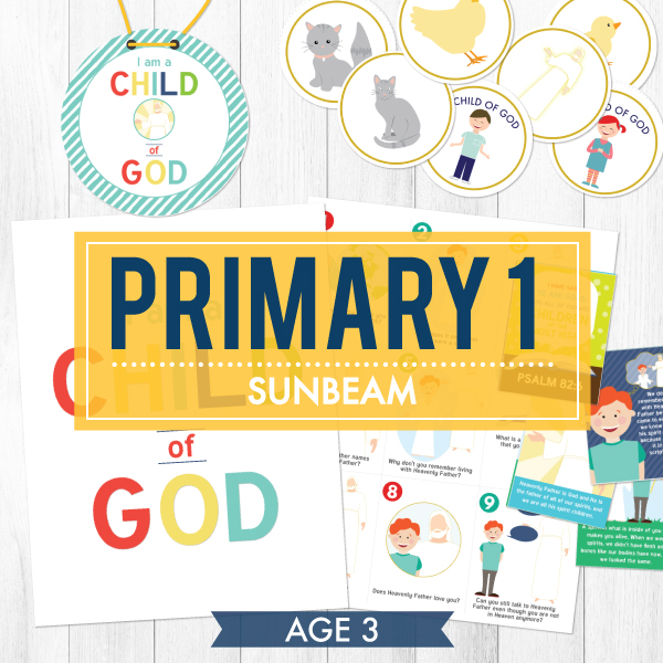 Primary 1 / Sunbeam