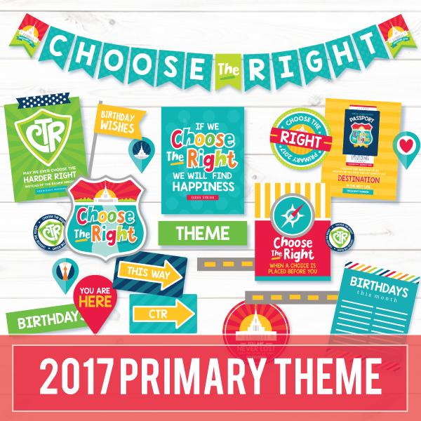 2017 Primary Theme