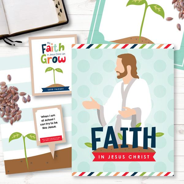 Primary 3 - Faith in Jesus Christ - Lesson 7
