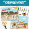 LDS Primary Scripture Story - Lehi Showed His Faith By Being Obedient (Primary 3 Lesson 16)