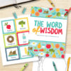 Primary 3 Lesson 14 - The Word of Wisdom (Teaching Ideas and Suggestions)