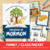 Primary 3 Lesson 15 - The Coming Forth of the Book of Mormon
