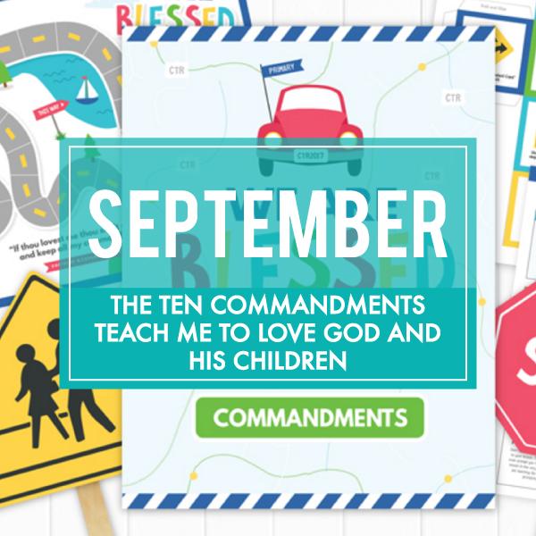 September Sharing Time