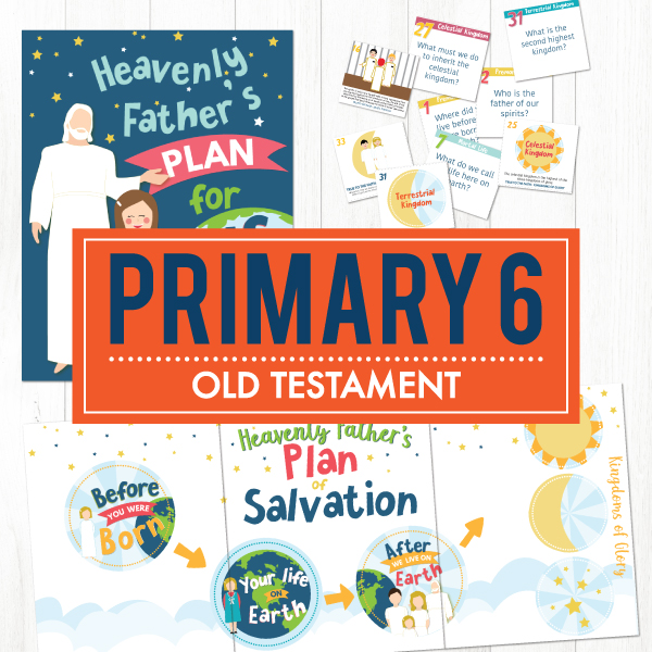 Primary 6 (Valiant) / Old Testament