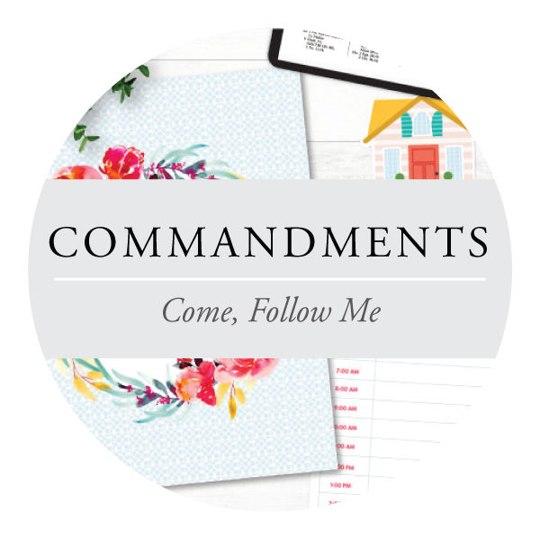 Commandments - Youth Lessons