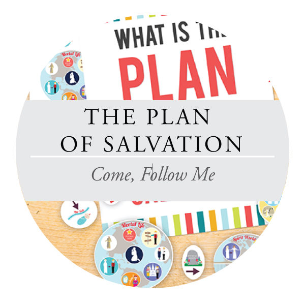 The Plan of Salvation - Youth Lessons