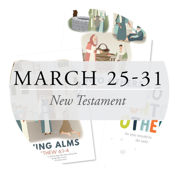March 25-31