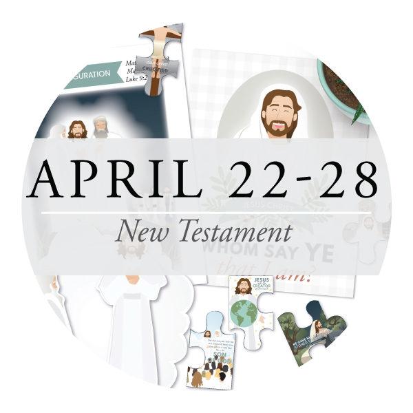 April 22-28