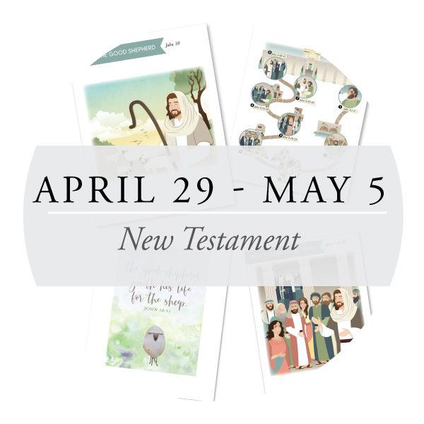 April 29 - May 5