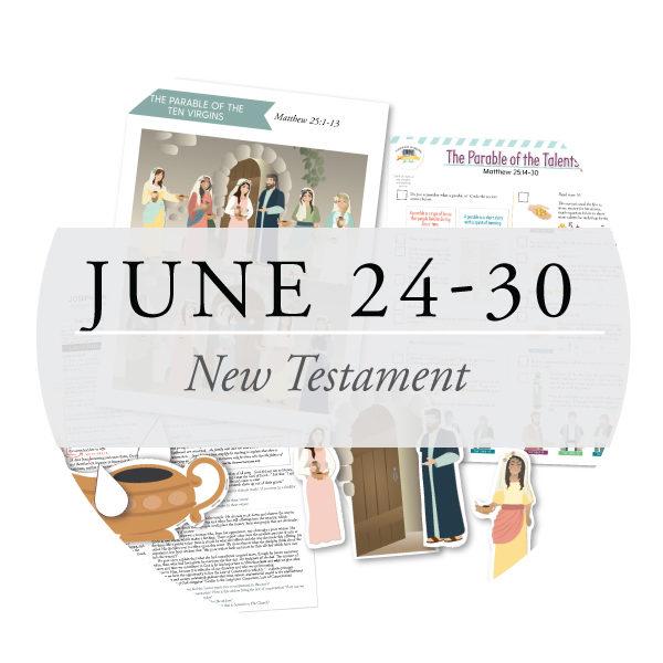 June 24-30