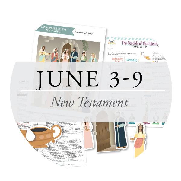 June 3-9