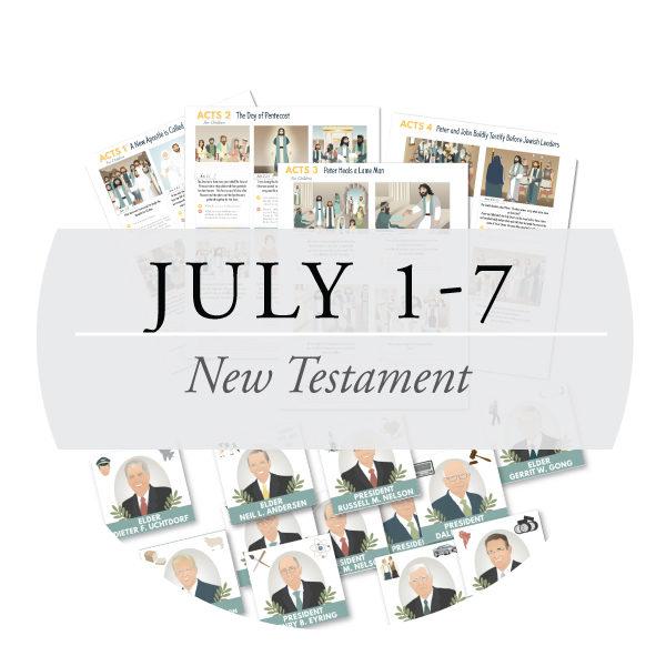 July 1-7