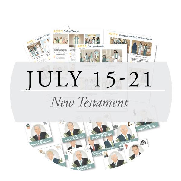 July 15-21