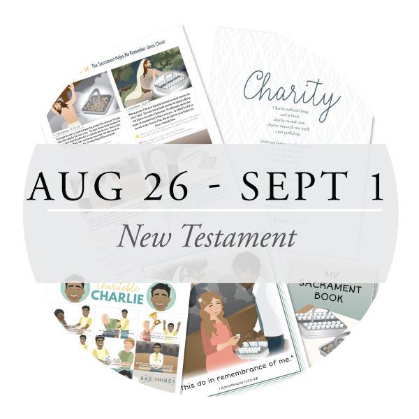 August 26 - September 1