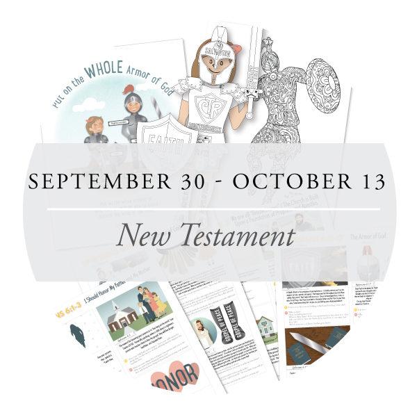 September 30 - October 13