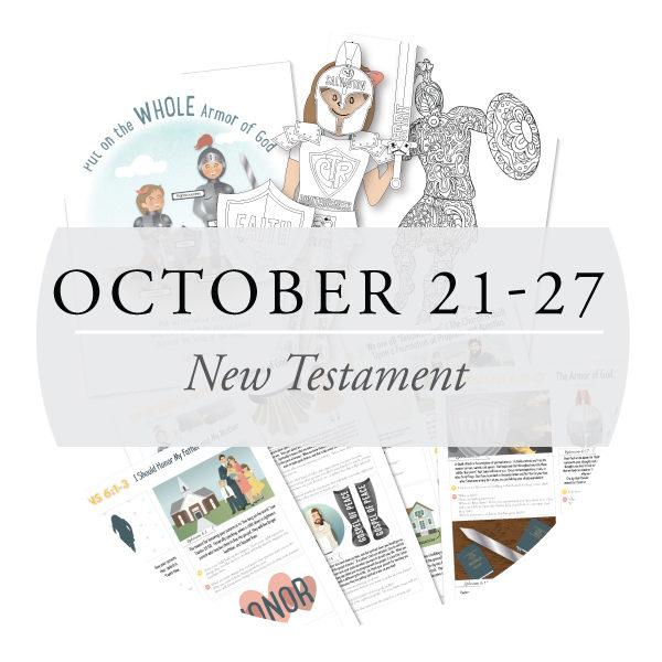 October 21-27
