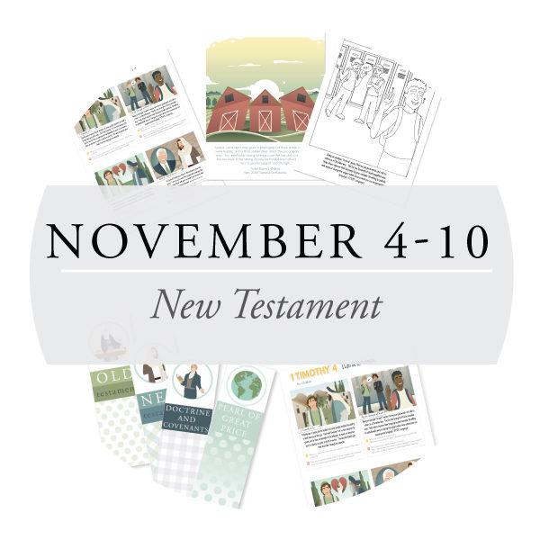 November 4-10