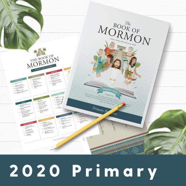 2020 Primary - Book of Mormon