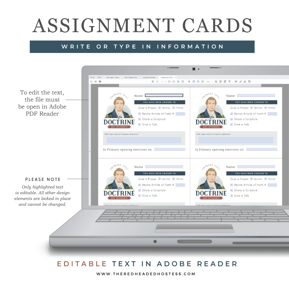 The Assignment 2021